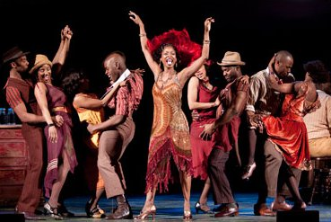 The Color Purple on tour in Tacoma, Washington - Photo.