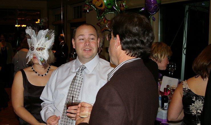 Tacoma Executives Association Networking Group Fundraiser - Tacoma, Washington - photograph.