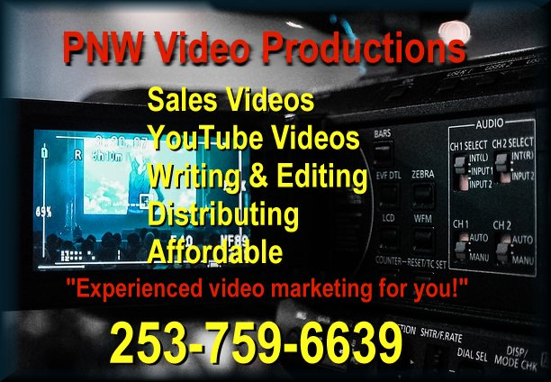 Experience video marketing for you.