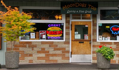 The MoonDogToo Tavern in Port Orchard.