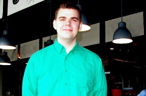 WildFin waiter Joseph Tacoma - image.