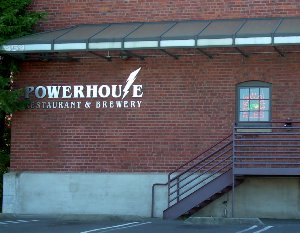 The Powerhouse in  downtown Puyallup.