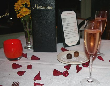 Lovers Package from Maximilien Restaurant review in Seattle - image.