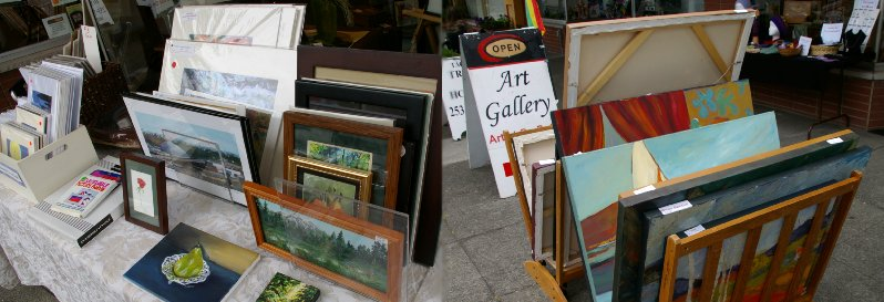 Proctor Art Fest - Proctor Business District Tacoma.