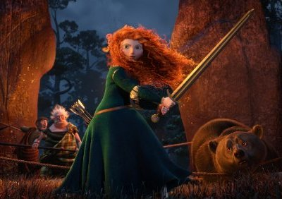 Feature Film Brave.