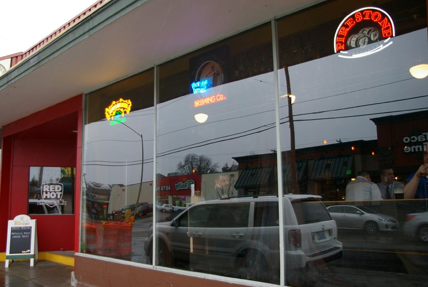 The Red Hot on Sixth Avenue in Tacoma - image.