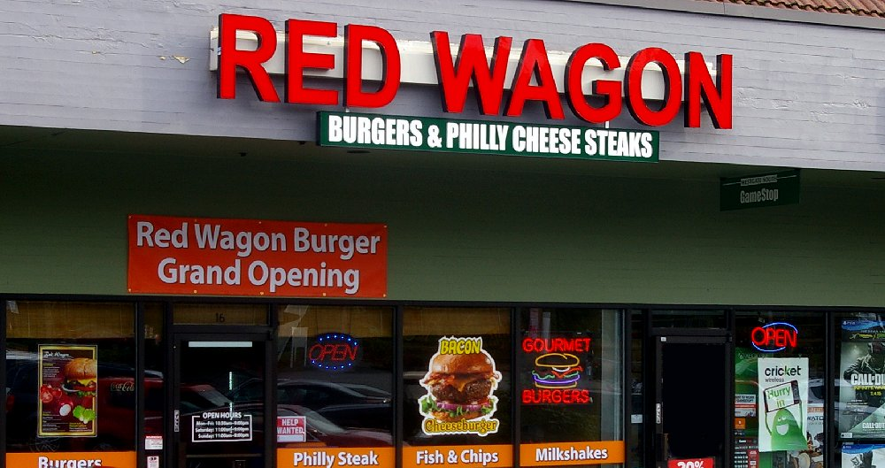 Red Wagon Burgers on North Pearl Tacoma - image.