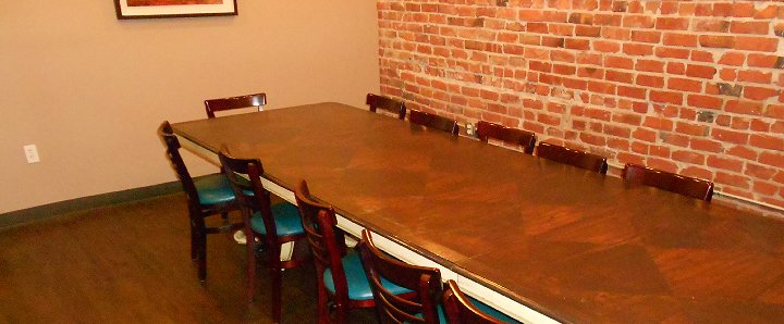 Meeting room at the Red Elm Cafe in Tacoma - image.