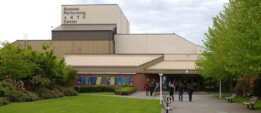 The Sumner Performing Arts Center in Sumner, Washington.