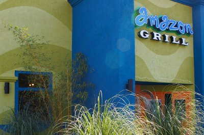 The Amazon Grill Brazilian restaurant in downtown Bellevue.