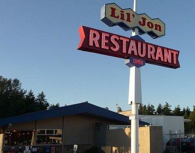 Lil Jon Restaurant in Bellevue.