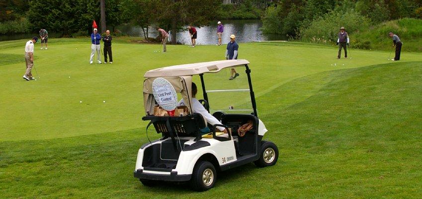 Tacoma Executive Association Golf Tournament at McCormick Woods in Port Orchard, Washington.