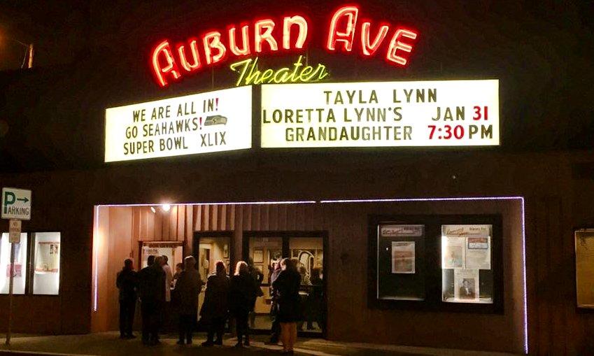 Auburn Avenue Theater in Auburn Washington - image.