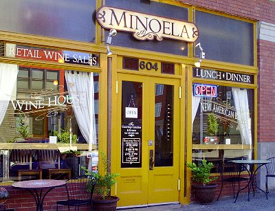 The Minoela Restuarant in Tacoma, Washington - photo.