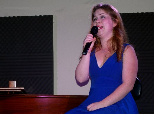 Jenny Shotwell singing at Ted Brown Music in Tacoma - image.