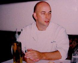 Chef Charlie McManus